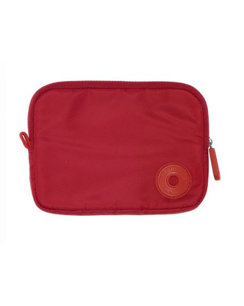Portemonnee basic rouge