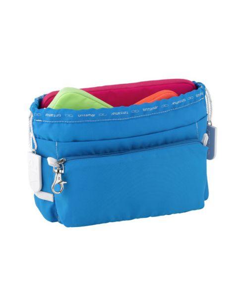 Bag in bag fluo blue
