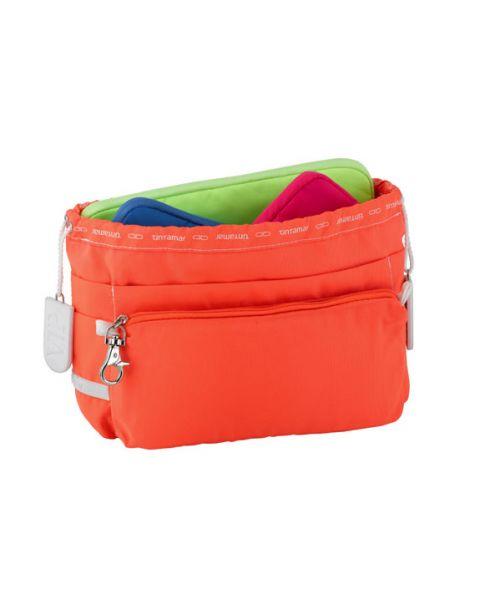 Bag in bag fluo coral