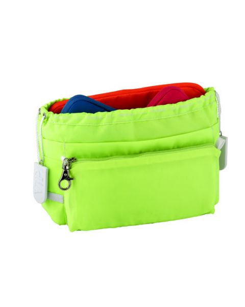 Bag in bag fluo yellow