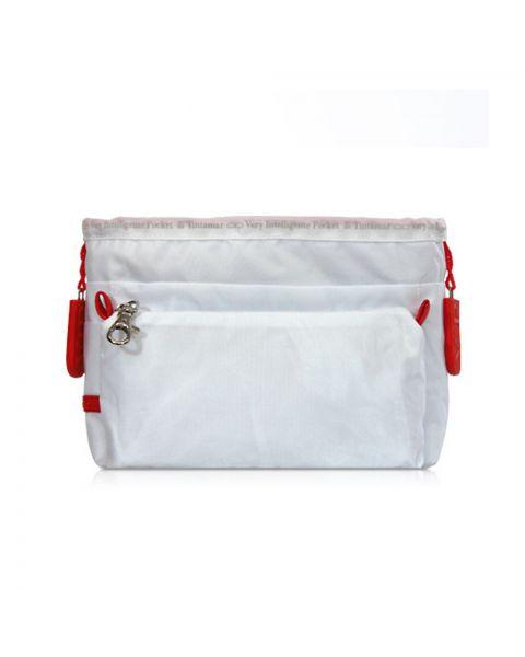 Bag in bag white