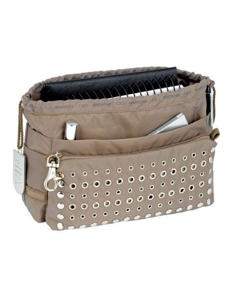 Bag in bag rock taupe
