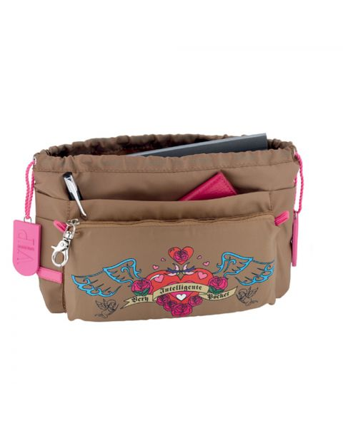 Bag in bag tattoo