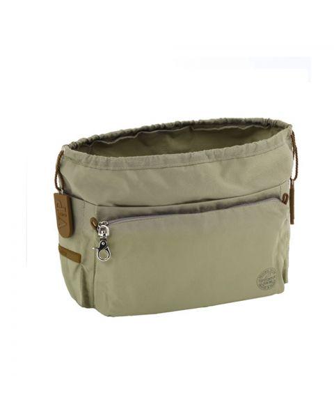 Bag in bag large khaki