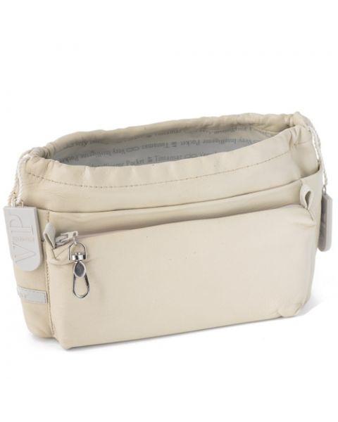 Bag in bag lamsleer mastic