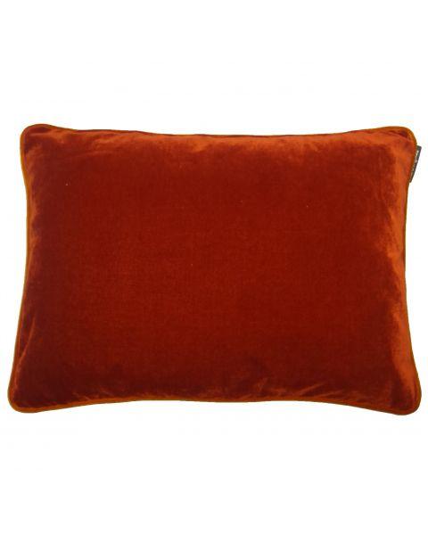Kussen A&E Orginals velvet burnt orange